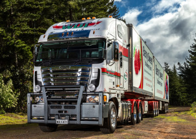 Warren District Transport, Freightliner - Argosy